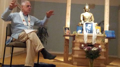 Vortrag zu Dr. Ambedkar