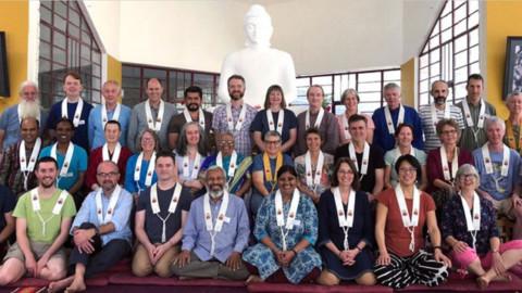 Triratna: der vernetzte Bodhisattva